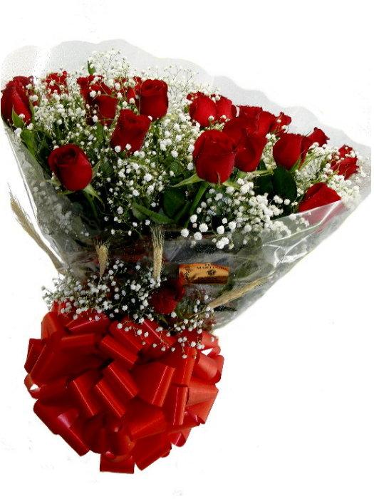 Bouquê de 18 Rosas Nacionais